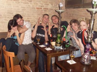 Gen, Nathan, David, Josh, Tim, Bouch