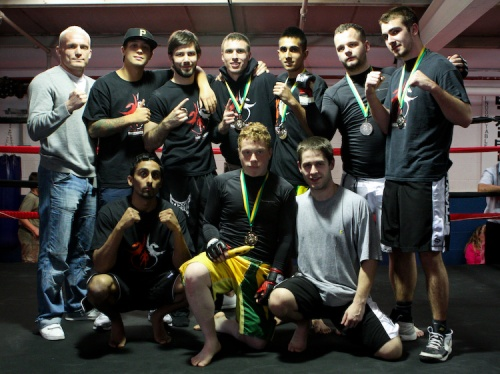 Leicester_Amateur_MMA