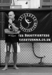 Wanderlei Silva seminar at Leicester Mixed Martial Arts Academy