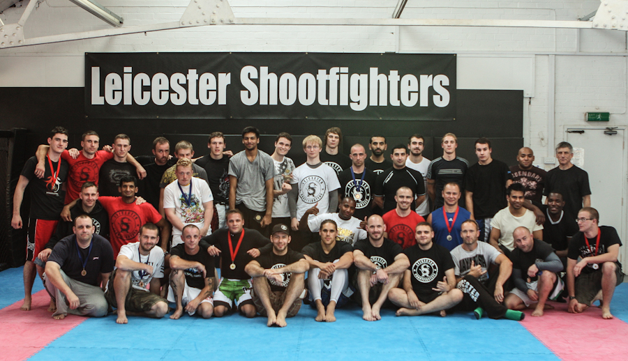 Leicester MMA Academy Inter-Club Submission Grappling Tournament