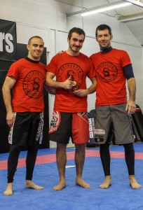 Leicester Shootfighter of the Year 2012 - Jake Constantinou