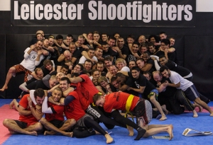 Leicester Shootfighters 2012 Team Photo Take 2