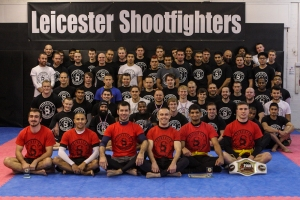 Leicester Shootfighters 2012 Team Photo