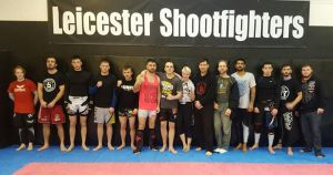 UK MMA SQUAD TRAINING IMMAF